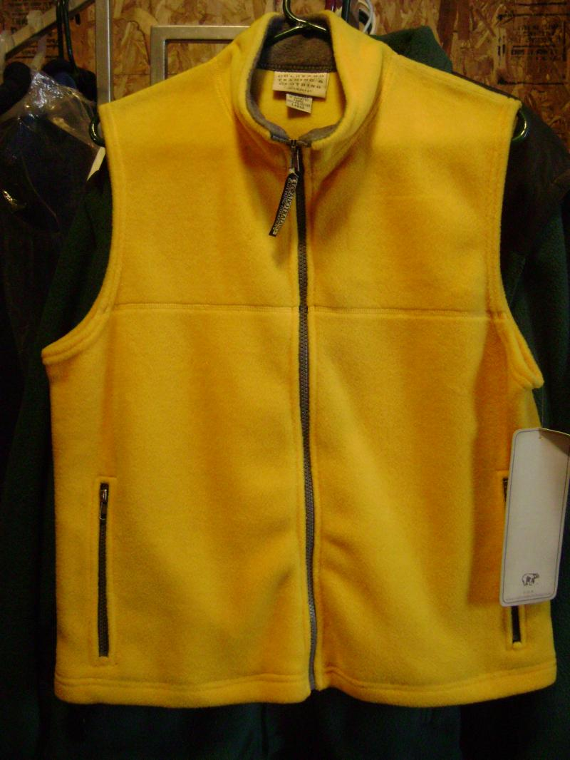 Colorado Vest Fleece $12.00